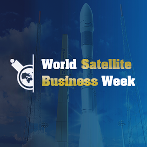 M. Pierre Vincent is a Guest Speaker at the World Satellite Business Week (WSBW)