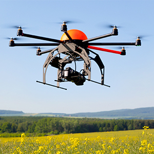 Drones to Obtain Quality 3D Stereoscopic Models