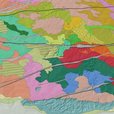 Burkina Faso – Geological Mapping of 13 topographic sheets at a Scale of 1/200,000